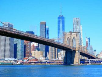 纽约观光天卡和纽约通票的区别 - 布鲁克林大桥