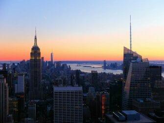 纽约观光天卡和纽约通票的区别 - 帝国大厦