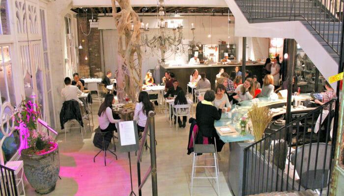纽约的餐厅 - ABC Kitchen