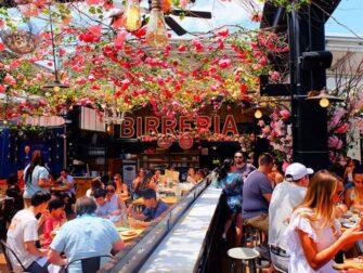 纽约的餐厅 - Birreria
