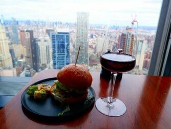 纽约的餐厅 - Manhatta