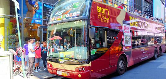 随上随下观光巴士