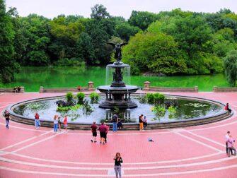 纽约电动车骑行之旅 - 中央公园