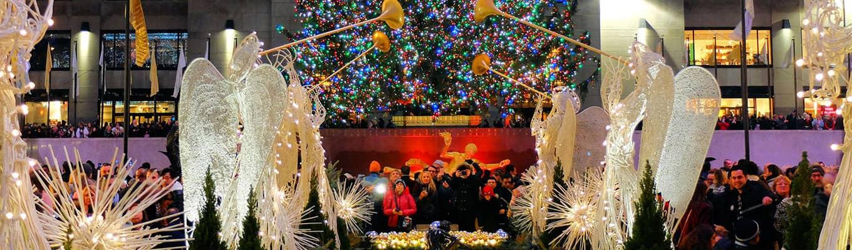 纽约的圣诞节