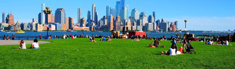 纽约最棒的公园