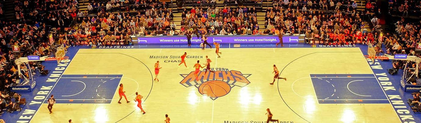 篮球:纽约尼克斯队