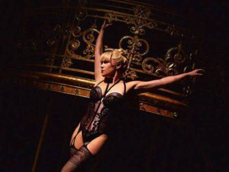 百老汇音乐剧《红磨坊》门票 - 萨蒂娜