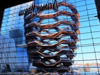 纽约哈德逊广场 - Vessel