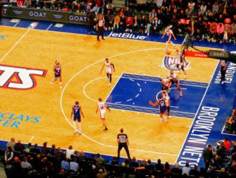 纽约体育赛程表 - 布鲁克林篮网队