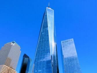 纽约观光随行卡和观光天卡的区别 - 世贸中心一号楼观景台