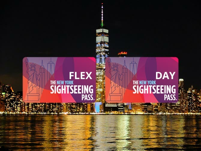 纽约观光随行卡和观光天卡的区别