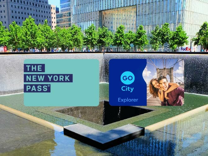 纽约探索家通票和纽约通票的区别
