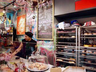纽约甜甜圈之旅 - Doughnut Project