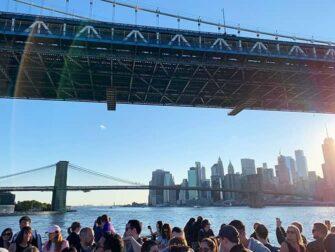 纽约欢乐时光游船 - 伊斯特河