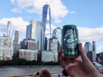 纽约欢乐时光游船 - 饮料