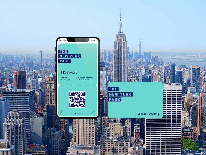 New York Pass 纽约通票