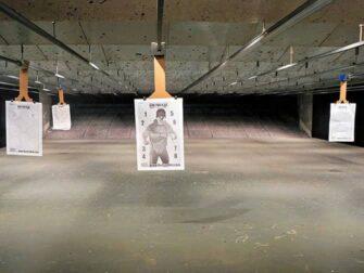纽约射击场 - 枪靶