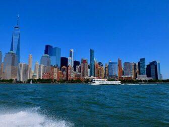 纽约快艇游船之旅 - 途中风景