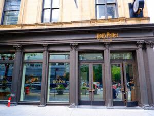 纽约哈利波特旗舰店