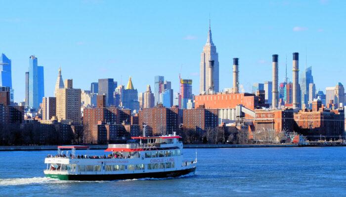 纽约环线观光游轮