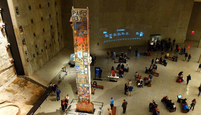 纽约顶级博物馆 - 911博物馆