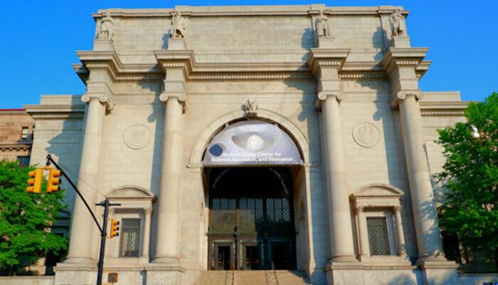 纽约顶级博物馆 - 美国自然历史博物馆