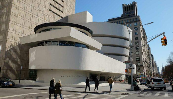 纽约顶级博物馆 - 古根海姆博物馆