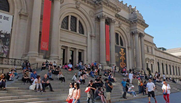 纽约顶级博物馆 - 大都会博物馆
