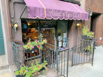 纽约母亲节 - Alice's Tea Cup