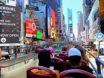 纽约探索家通票 - Big Bus
