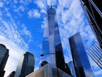 纽约探索家通票 - 世贸中心一号楼观景台