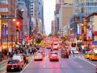 纽约随上随下观光巴士 - 第八大道