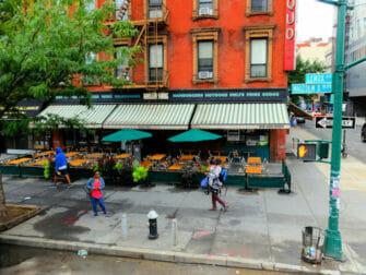 纽约哈林区 - 餐厅