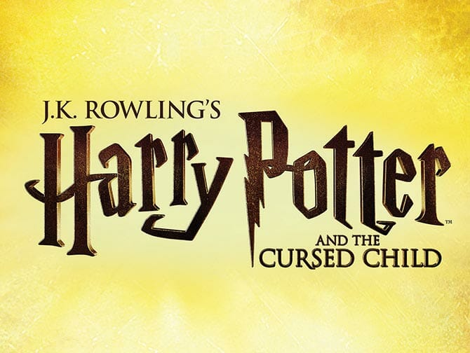 百老汇音乐剧《哈利·波特与被诅咒的孩子》门票