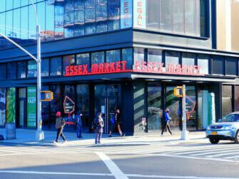 纽约下东区 - 埃塞克斯市场