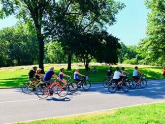 纽约自行车租赁 - 中央公园