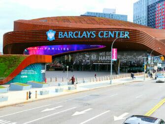 纽约布鲁克林 - 巴克莱中心