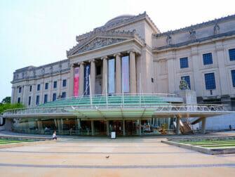 纽约布鲁克林 - 布鲁克林博物馆