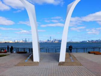 纽约斯塔滕岛 - 911纪念碑