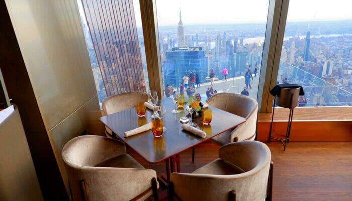 纽约的午餐 - Peak