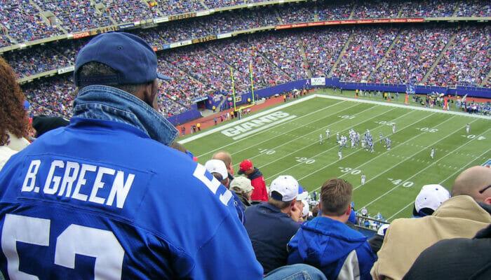 纽约NFL美式足球