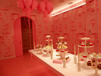纽约冰淇淋博物馆 - 下午茶