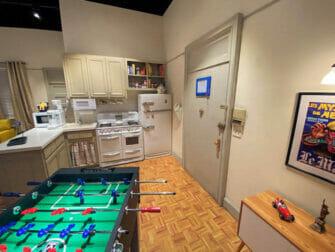 纽约《老友记》体验展 - 钱德勒和乔伊的公寓