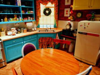 纽约《老友记》体验展 - 莫妮卡的厨房