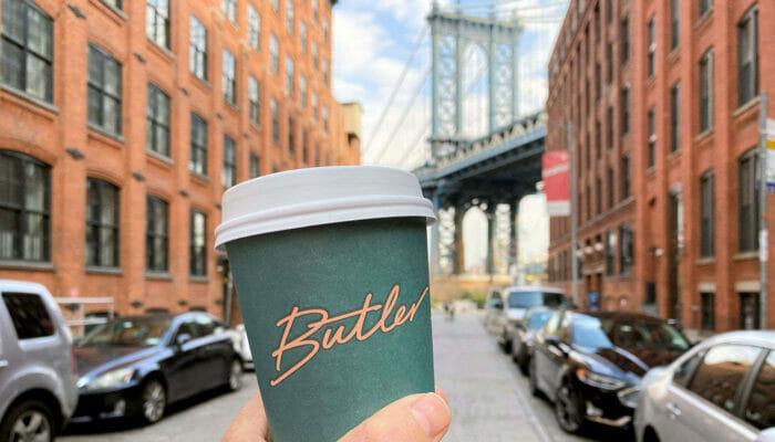 纽约最棒的咖啡 - Butler coffee