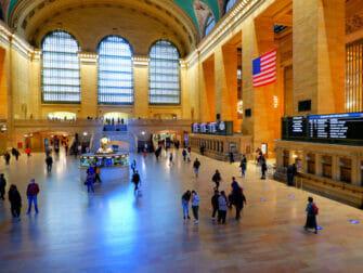 纽约大都会北方铁路 - 纽约中央车站