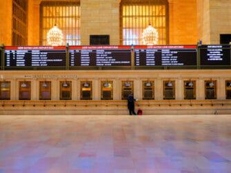 纽约大都会北方铁路 - 售票处