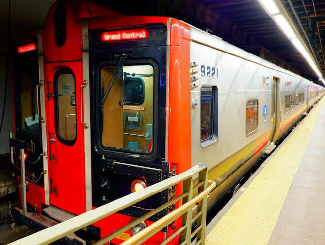 纽约大都会北方铁路