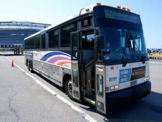 新泽西捷运 - 公交巴士