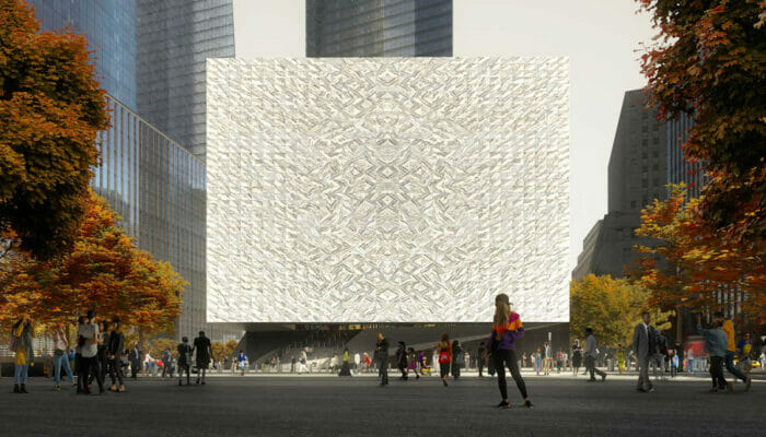 纽约表演艺术中心 - 外观